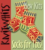Socks for Tots!